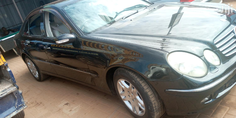 Archive: Mercedes-Benz E240 2004 Black