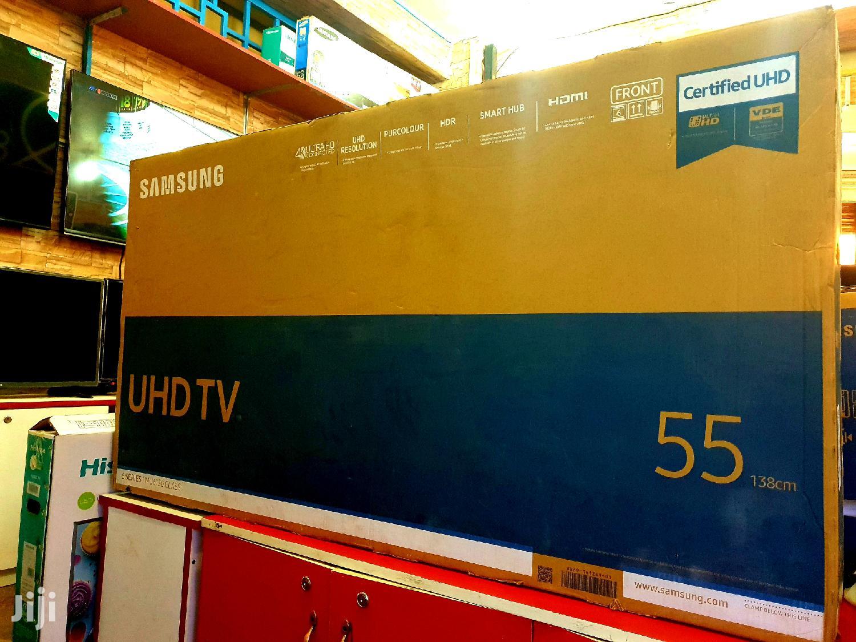 Samsung Smart Uhd 4k Tv 55 Inches