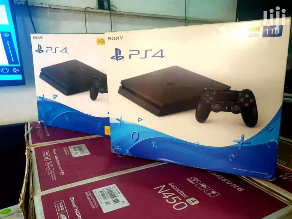 New PS4 Slim Console | Video Game Consoles for sale in Kampala, Central Region, Uganda