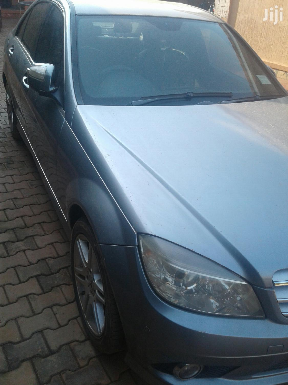 Mercedes-Benz C200 2007 Silver | Cars for sale in Kampala, Central Region, Uganda