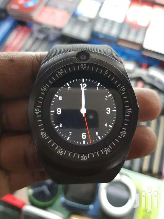 Brand New Bsnl Bluetooth Touchscreen Smartwatch / Smart Phone Watch | Smart Watches & Trackers for sale in Kampala, Central Region, Uganda