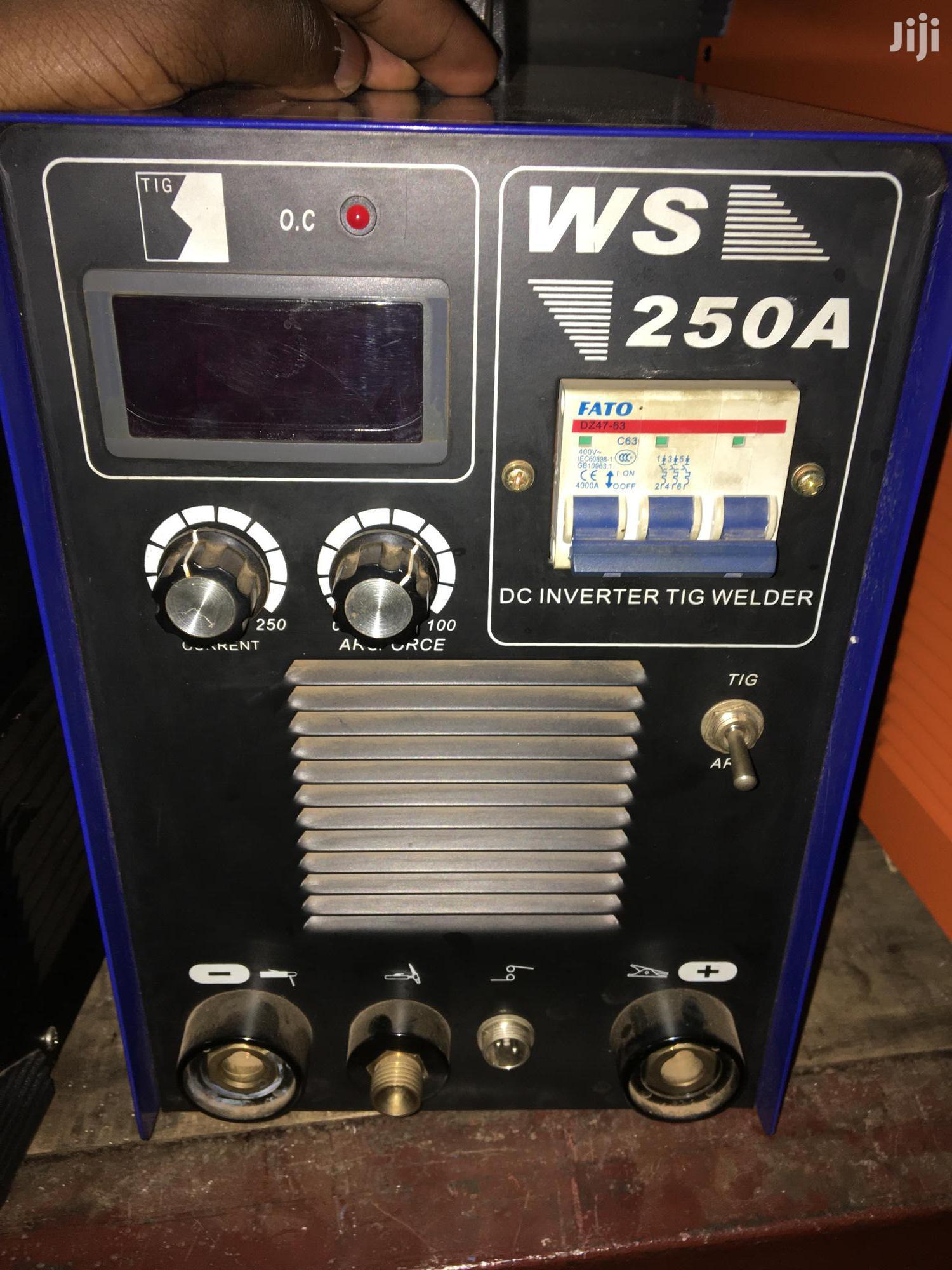 WS 250A Heavy Duty Welding Machine