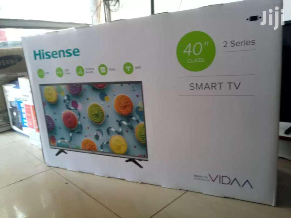 40' Hisense Smart Flat Screen Digital TV
