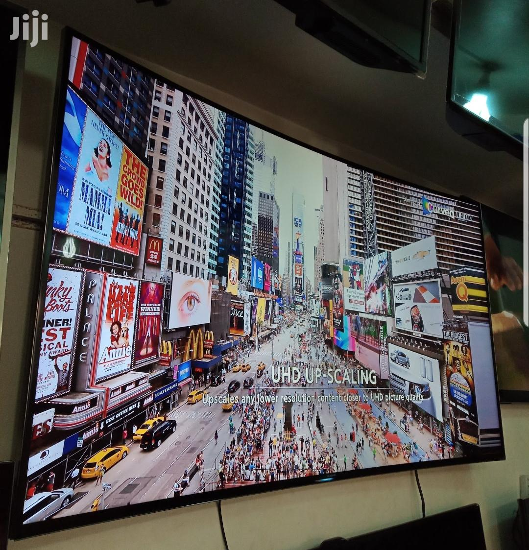 Samsung 55 Inches QLED Series 9 Curved | TV & DVD Equipment for sale in Kampala, Central Region, Uganda