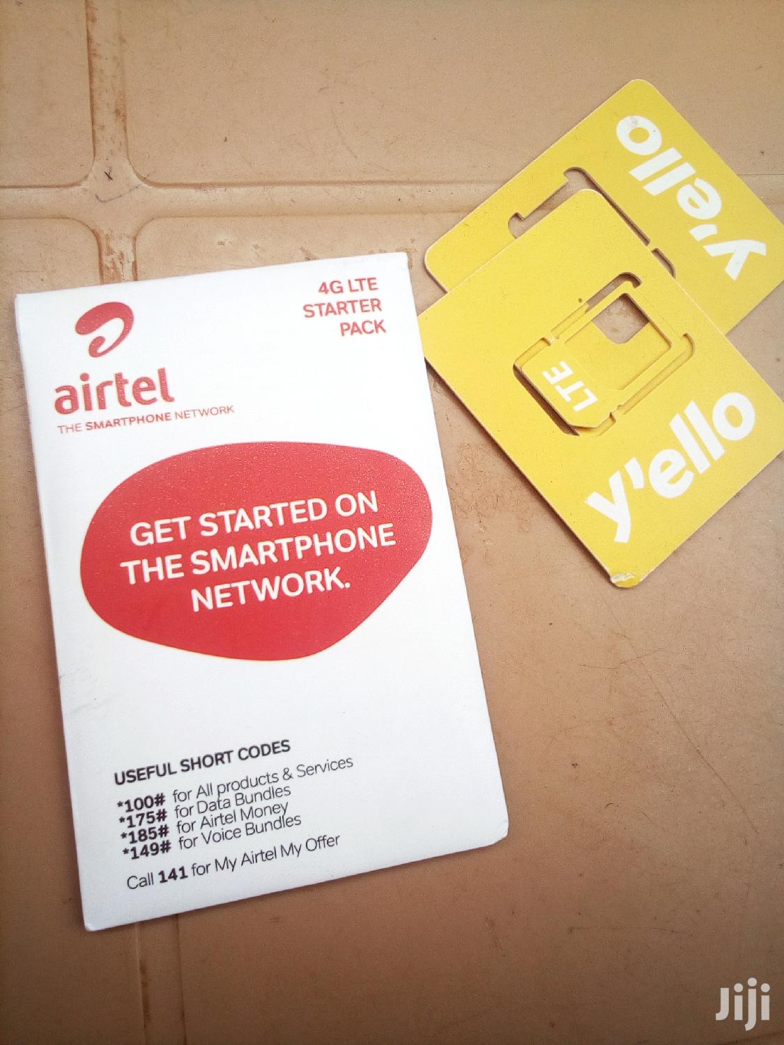 Archive: Agent Lines Airtel And Mnt