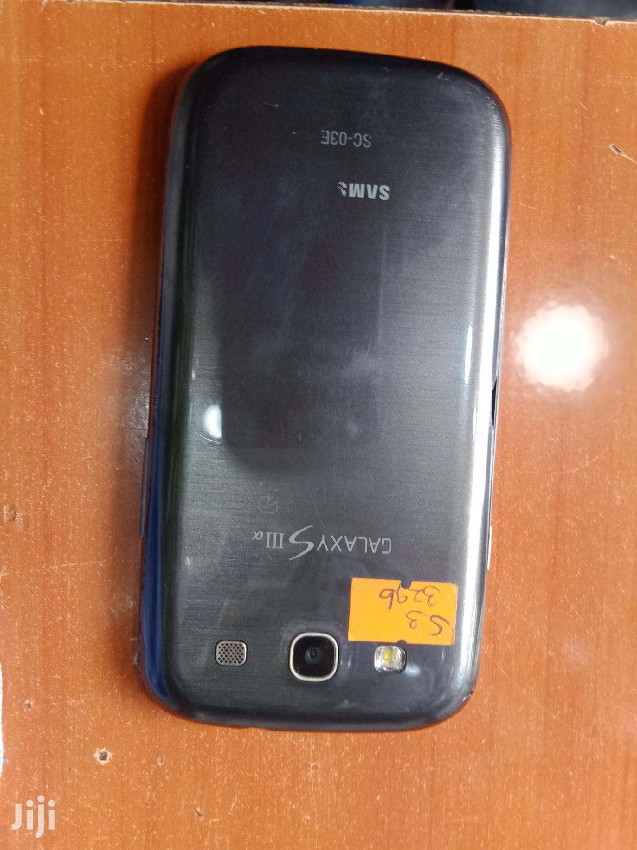 Samsung Galaxy S3 32 GB Black