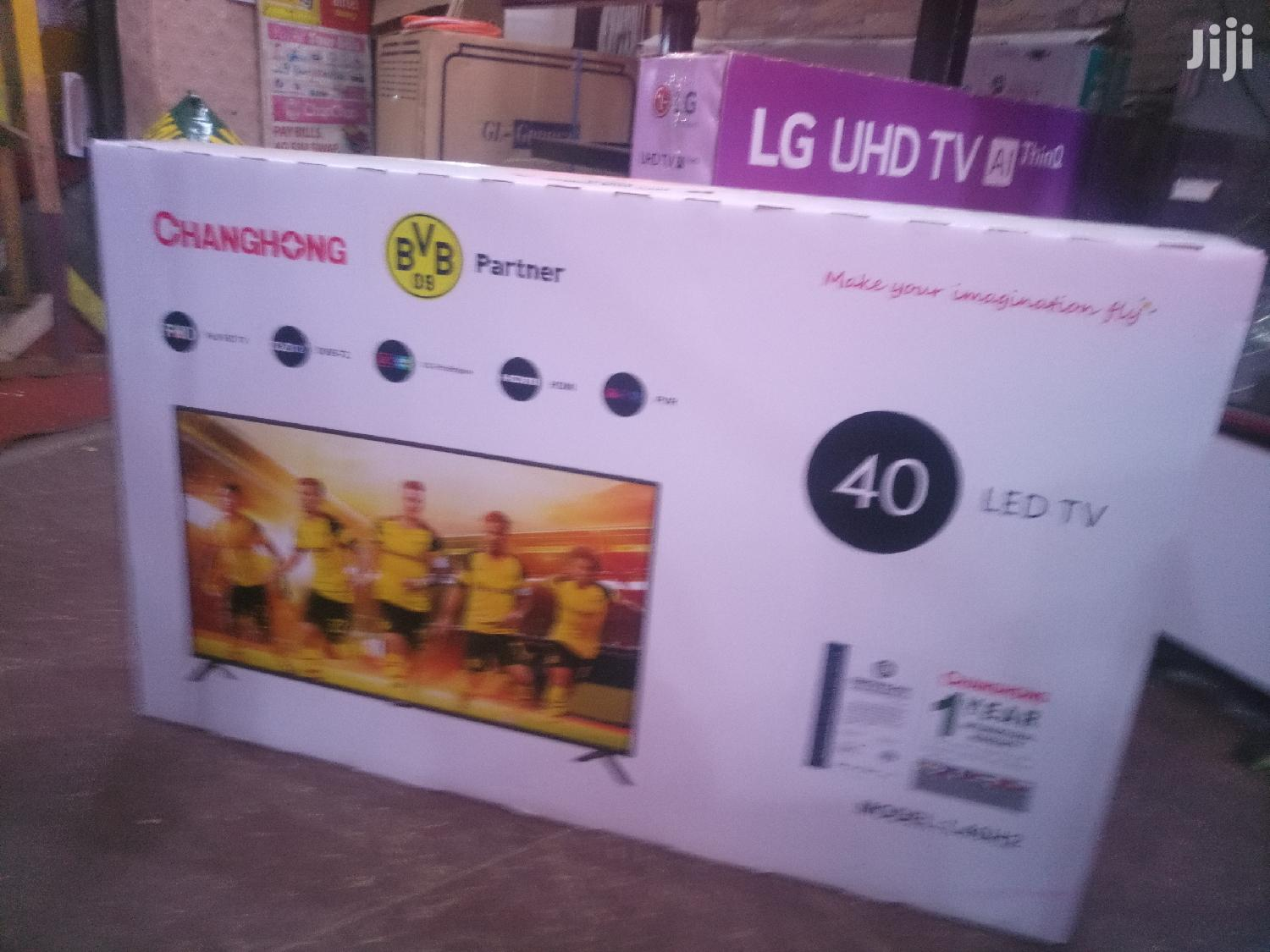 CHANGHONG Led Digital Tv 40 Inches