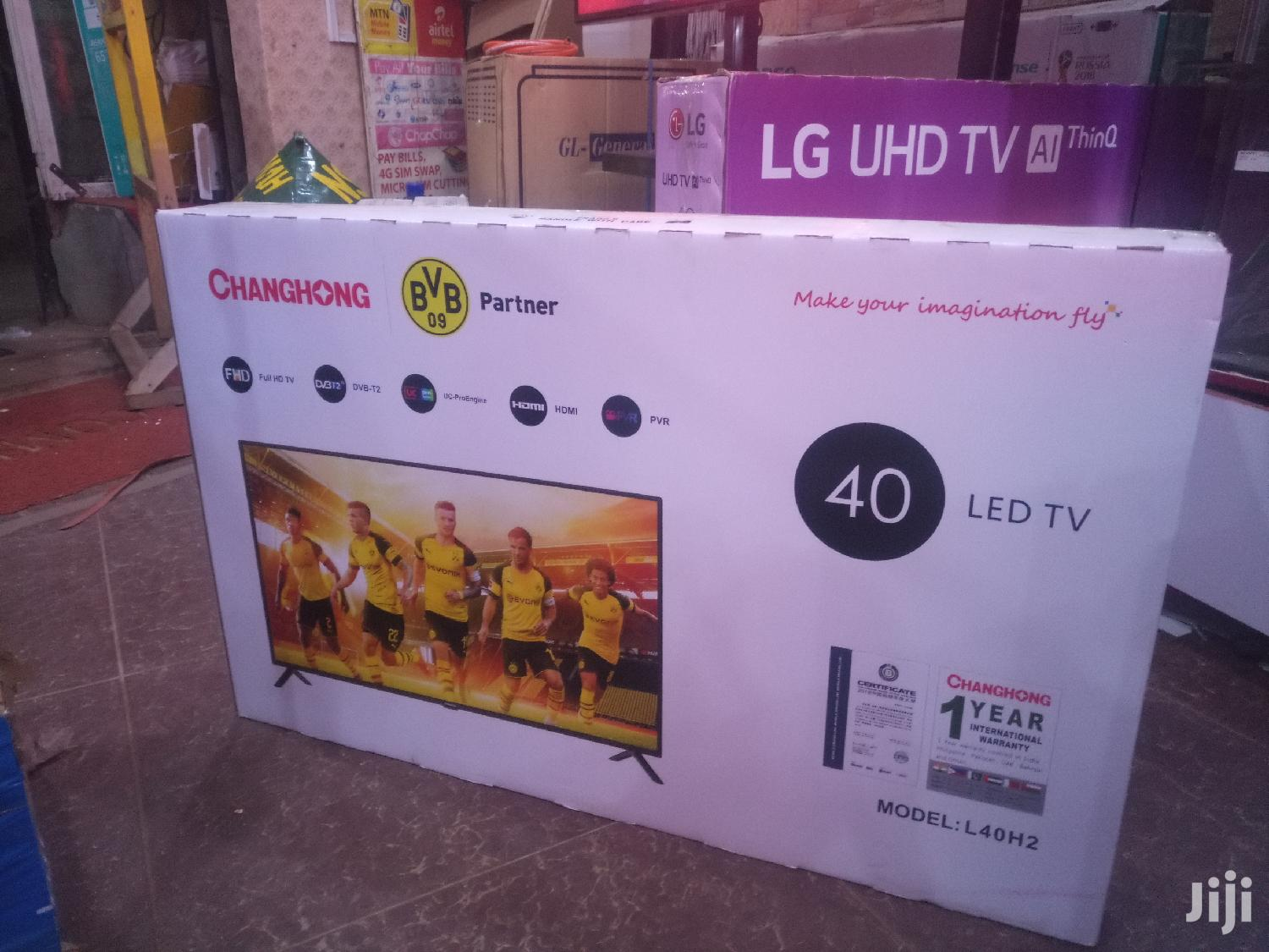 CHANGHONG Led Digital Tv 40 Inches | TV & DVD Equipment for sale in Kampala, Central Region, Uganda