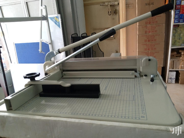 Manual Desktop A3 Paper Cutter | Printing Equipment for sale in Kampala, Central Region, Uganda