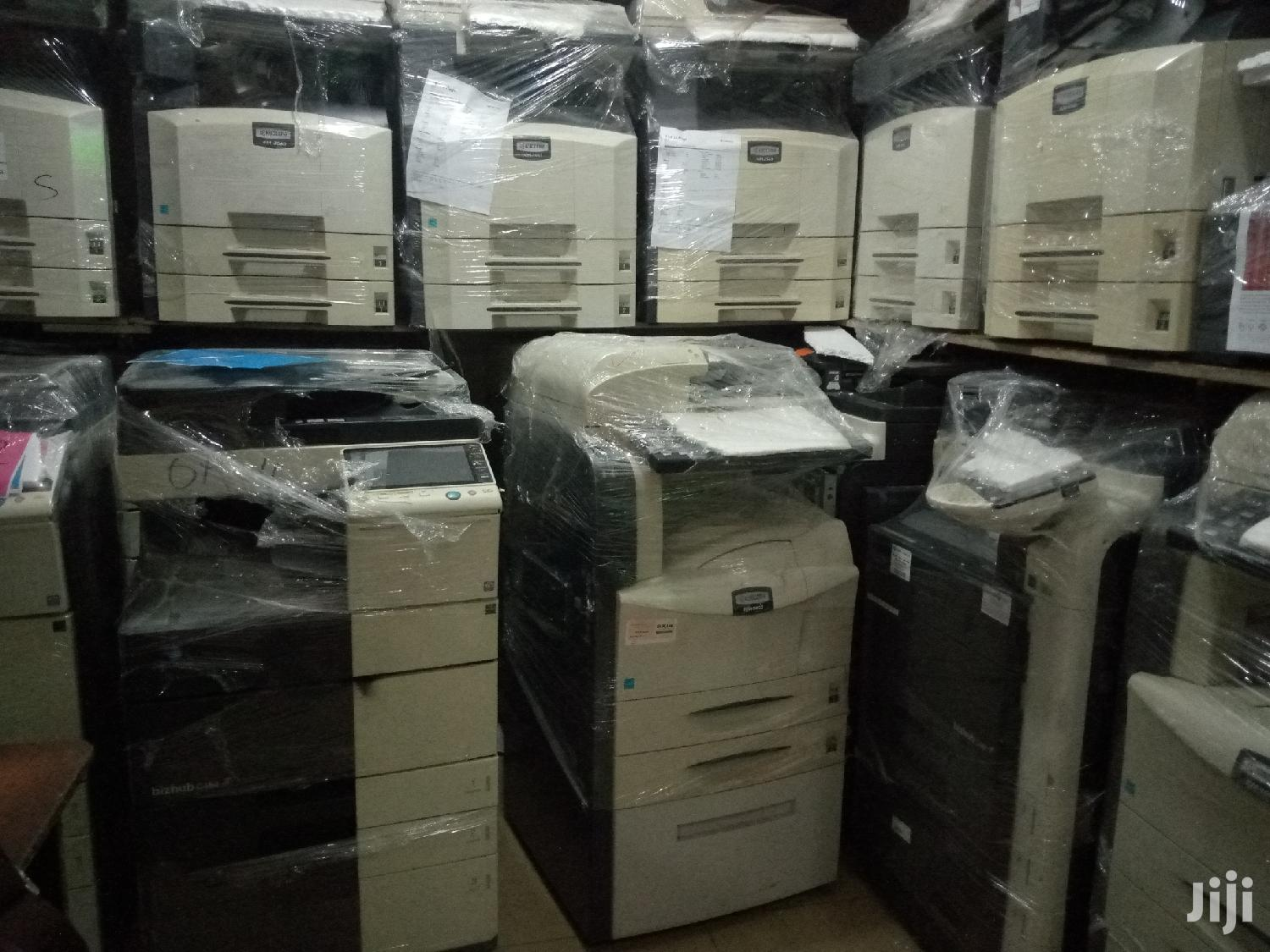 Heavy Duty Printers New Stock
