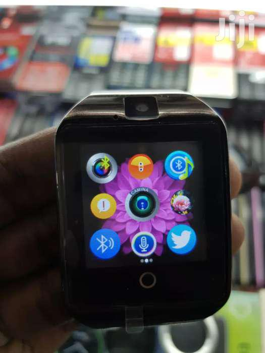 Bluetooth Smartwatch / Smartphone Watch / Wristband With Touch Screen | Smart Watches & Trackers for sale in Kampala, Central Region, Uganda