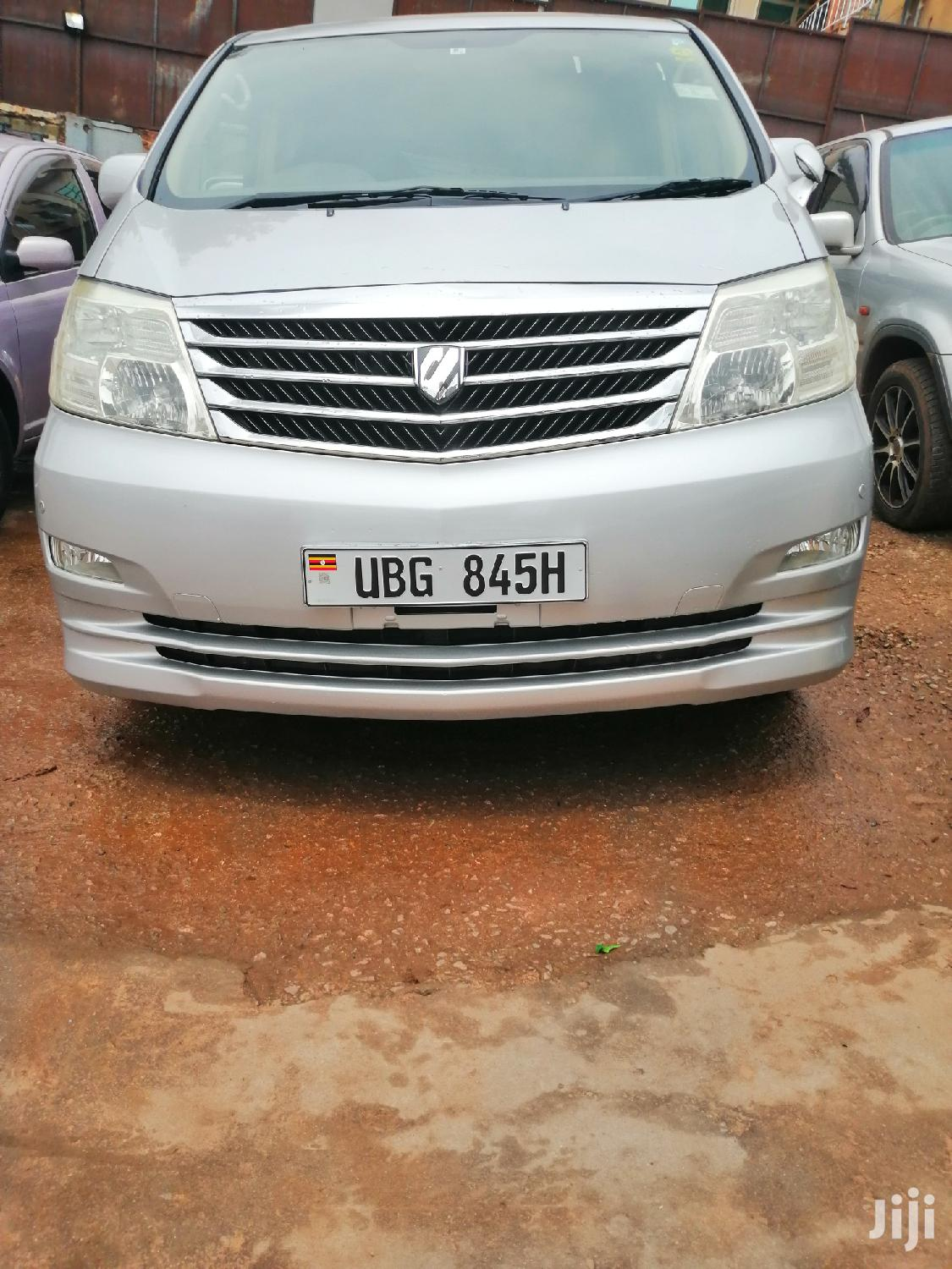 Toyota Alphard 2005 Silver | Cars for sale in Kampala, Central Region, Uganda