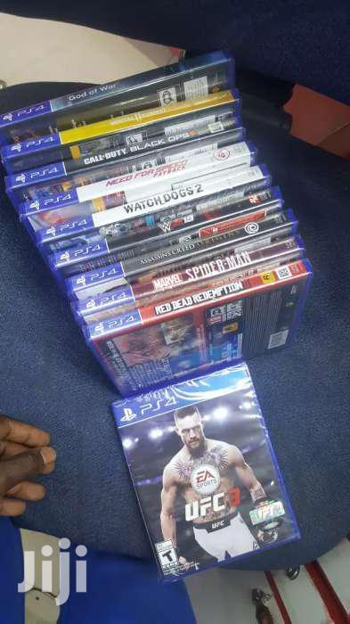 PS4 GAMES | Video Games for sale in Kampala, Central Region, Uganda