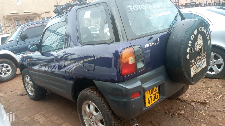 Toyota Spacio 1998 Blue | Cars for sale in Kampala, Central Region, Uganda