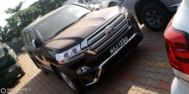 Toyota Land Cruiser Prado 2016 VX Black