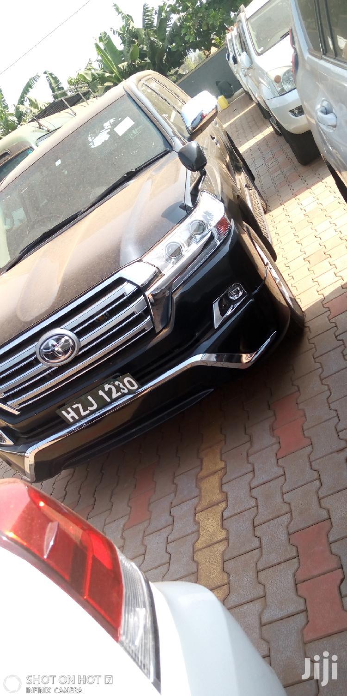 Toyota Land Cruiser Prado 2016 VX Black   Cars for sale in Kampala, Central Region, Uganda