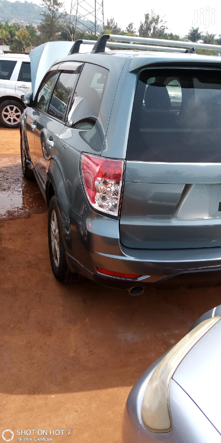 Subaru Forester 2008 2.0 X Comfort Gray | Cars for sale in Kampala, Central Region, Uganda