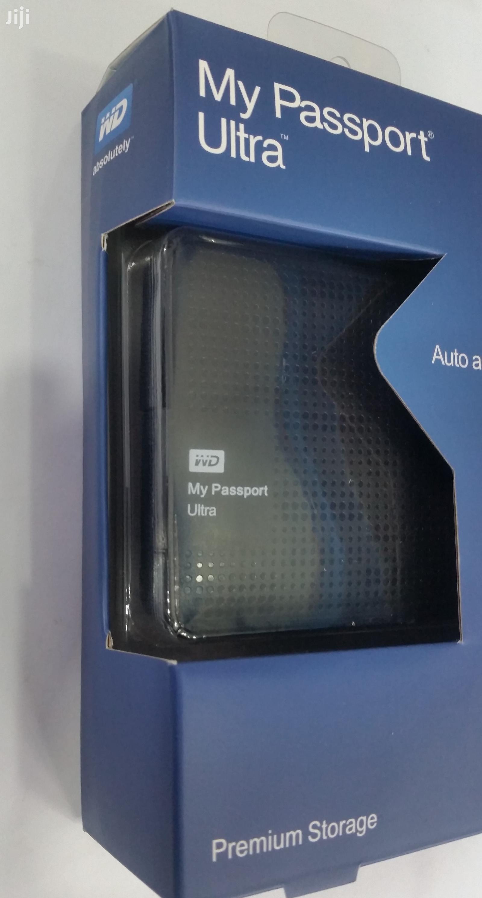 WD 3.0 My Passport Ultra External Hard Disk Case For Laptop | Computer Hardware for sale in Kampala, Central Region, Uganda