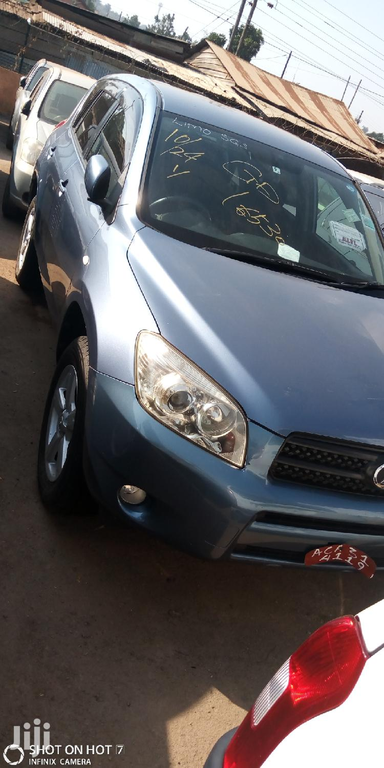 Toyota RAV4 4x4 2007 Gray | Cars for sale in Kampala, Central Region, Uganda