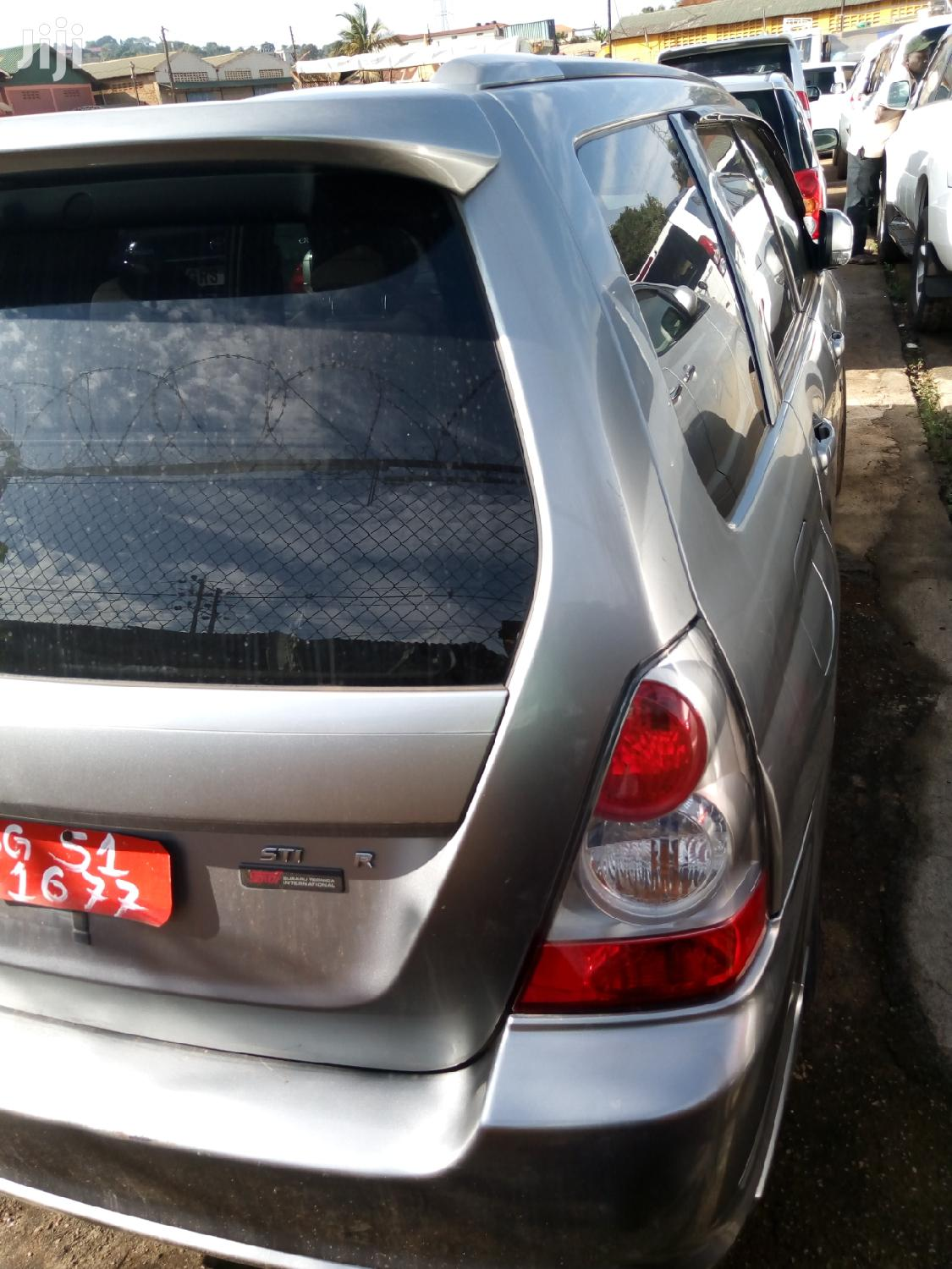 Subaru Forester 2007 2.0 X Trend Gray | Cars for sale in Kampala, Central Region, Uganda