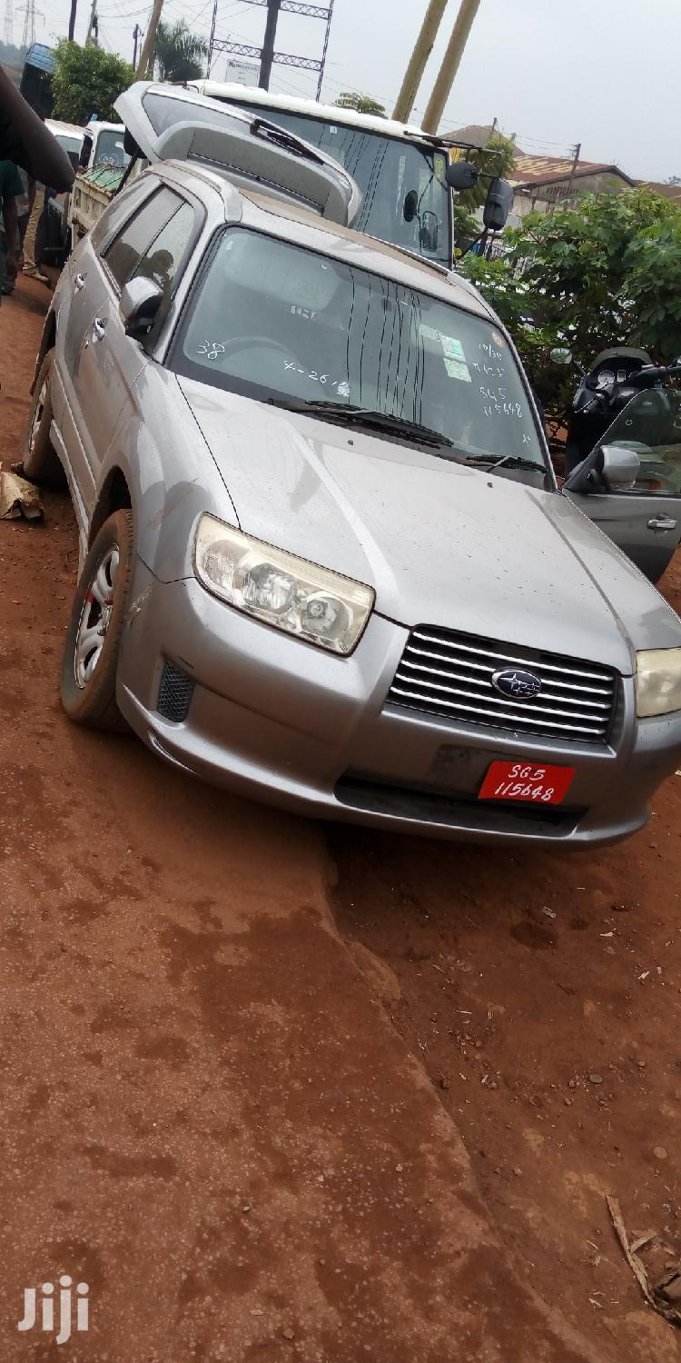 Subaru Forester 2006 2.0 X Trend Silver | Cars for sale in Kampala, Central Region, Uganda