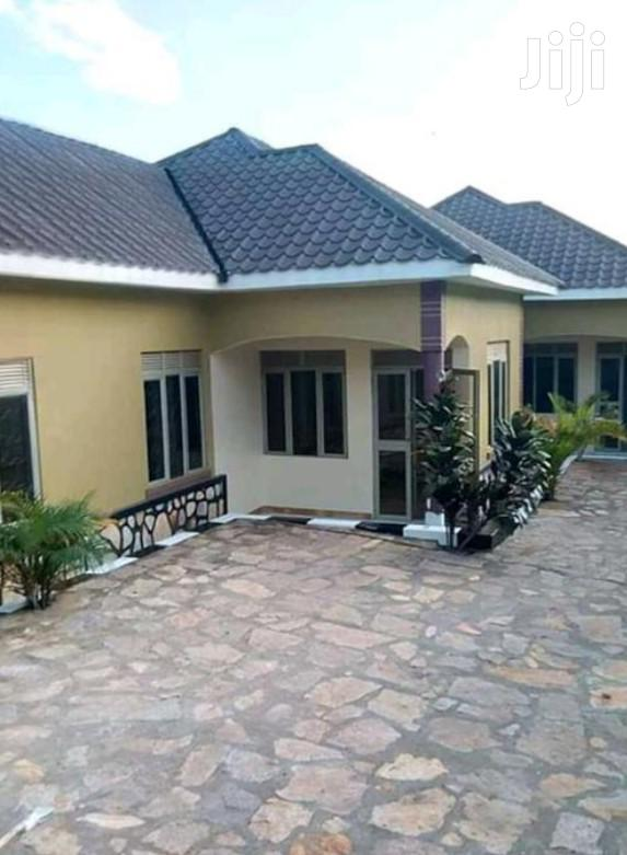 Two Bedroom House In Namugongo Town For Rent