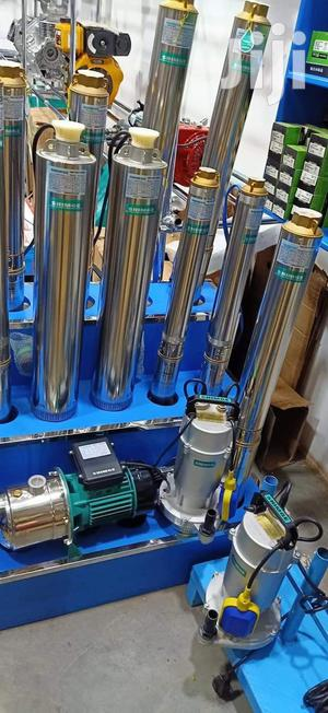 Shimge Submersible Water Pump   Plumbing & Water Supply for sale in Central Region, Kampala