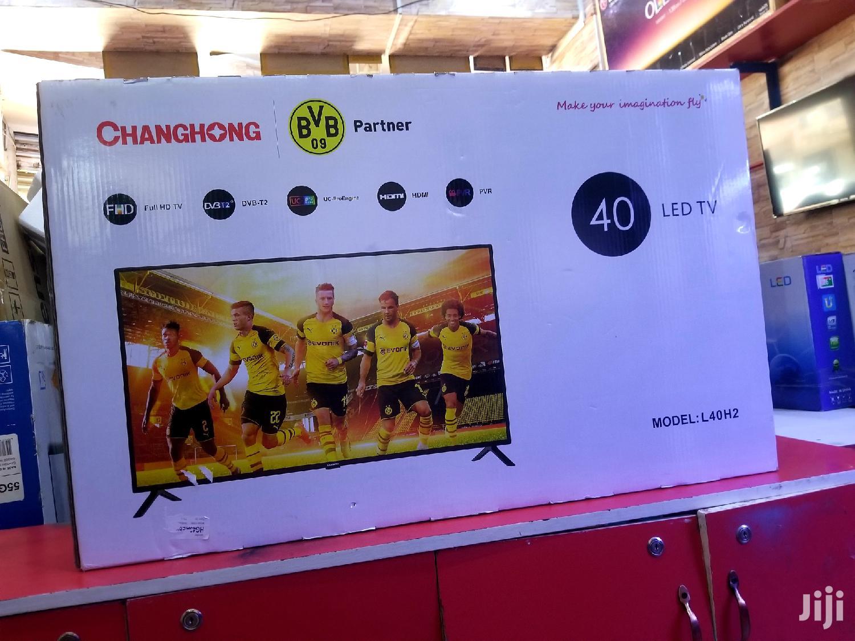 Changhong Flat Screen TV 40 Inches