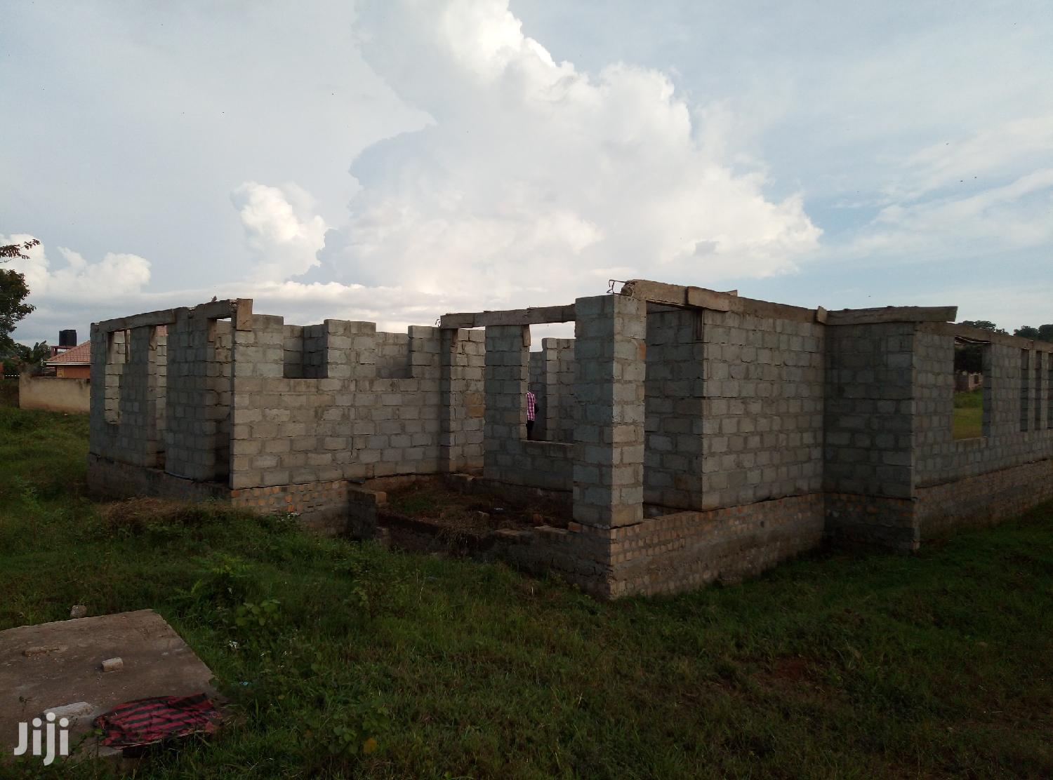 Archive: Uncompleted House In Kira Town For Sale