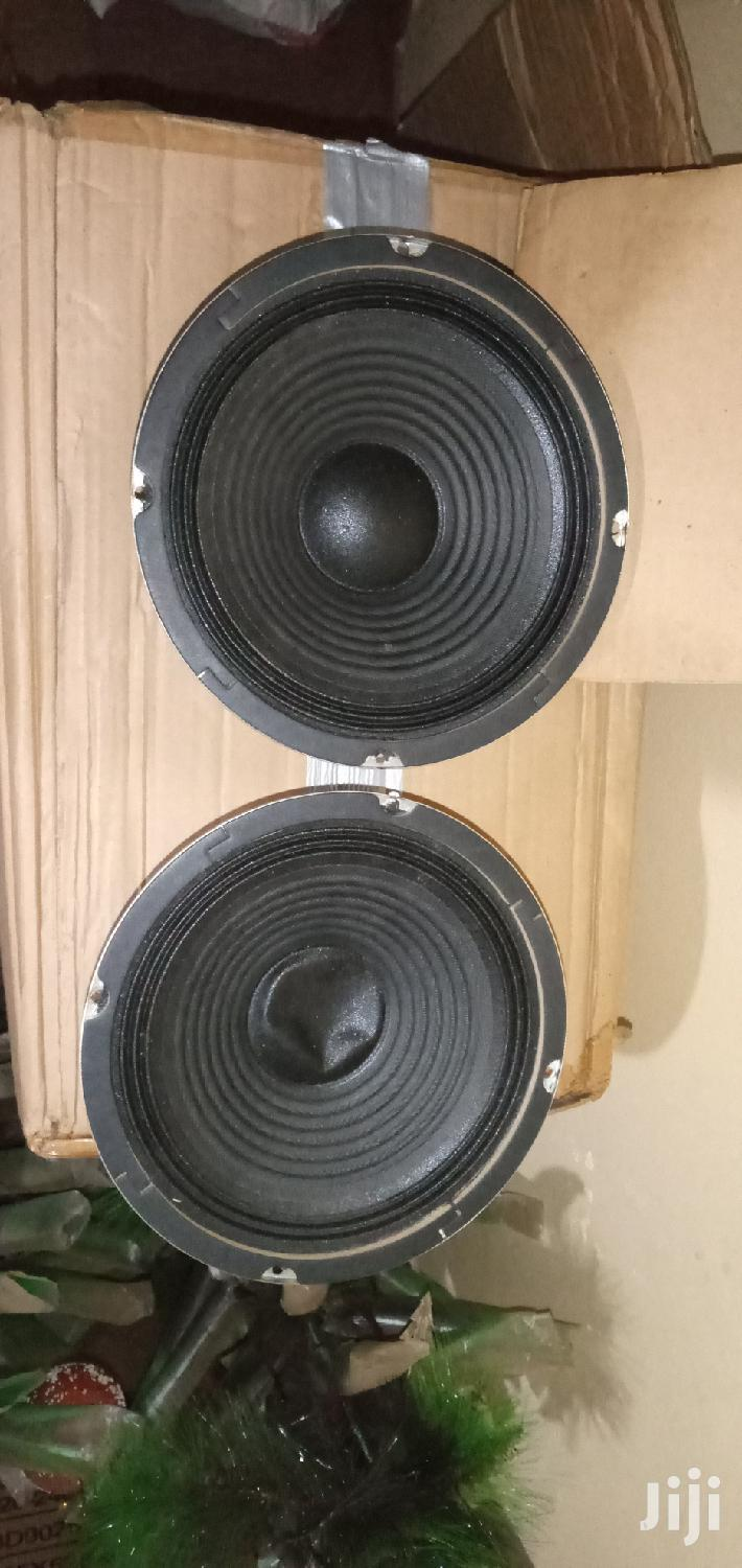 Speakers- In Very Good Condition