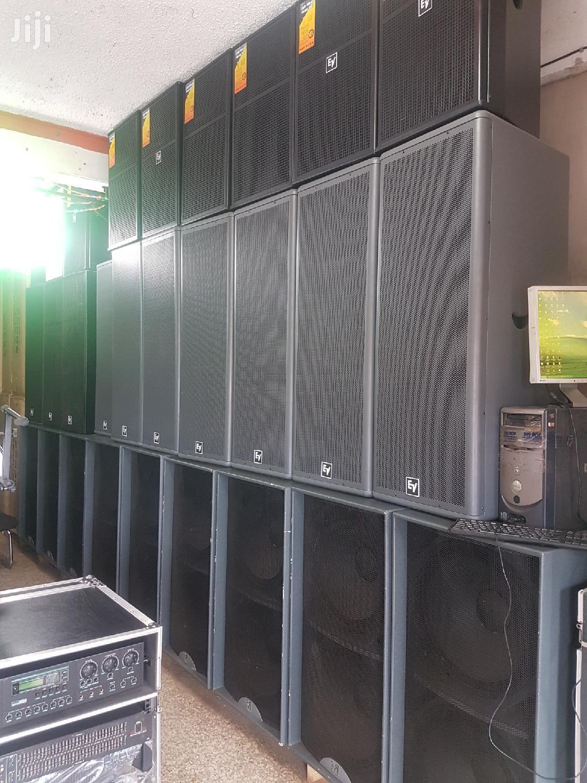 Archive: Ev Full Range Speakers