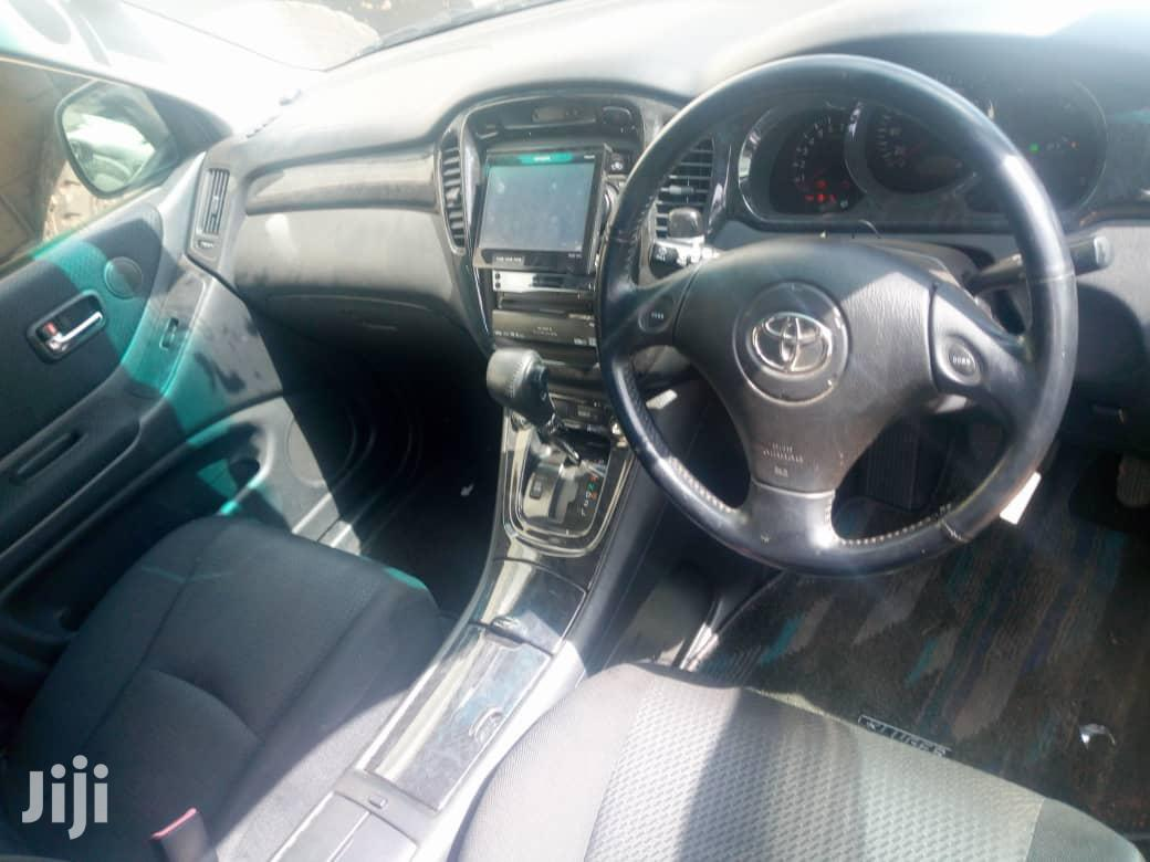 Toyota Kluger 2006 Black | Cars for sale in Kampala, Central Region, Uganda