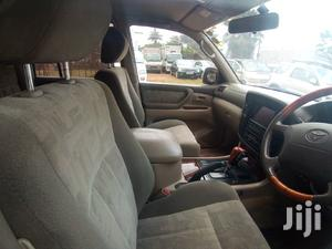 Toyota Land Cruiser 2001 Silver   Cars for sale in Central Region, Kampala
