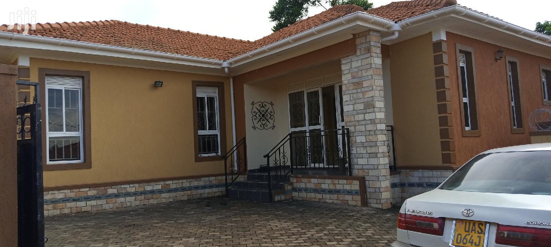 Brand New Four Bedroom House In Najjera For Sale