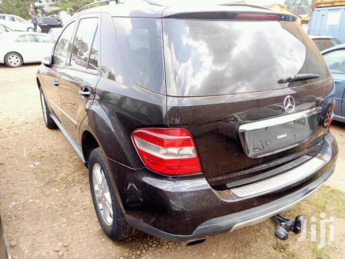 Mercedes-Benz M Class 2007 Black