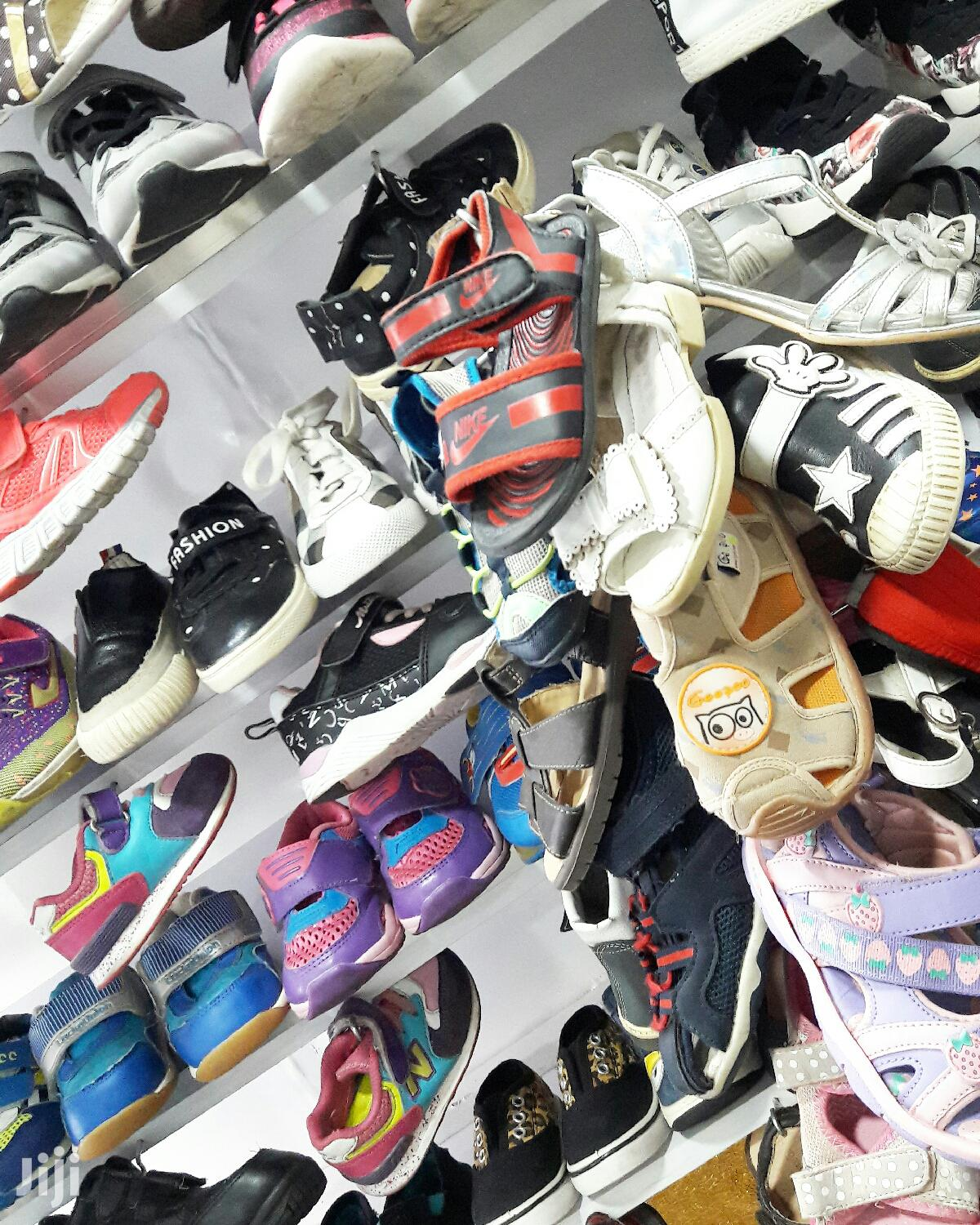 Kids Shoes In All Sizes