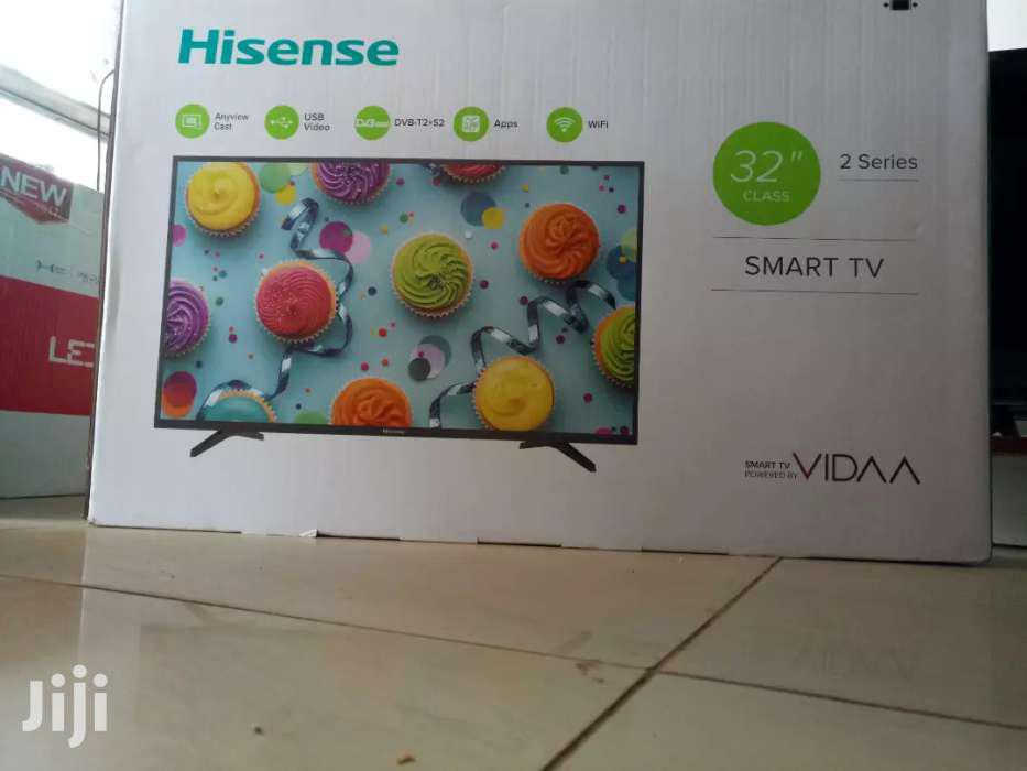 32' Hisense Smart Flat Screen Digital TV
