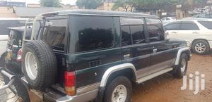 Toyota Land Cruiser Prado 1998 Black