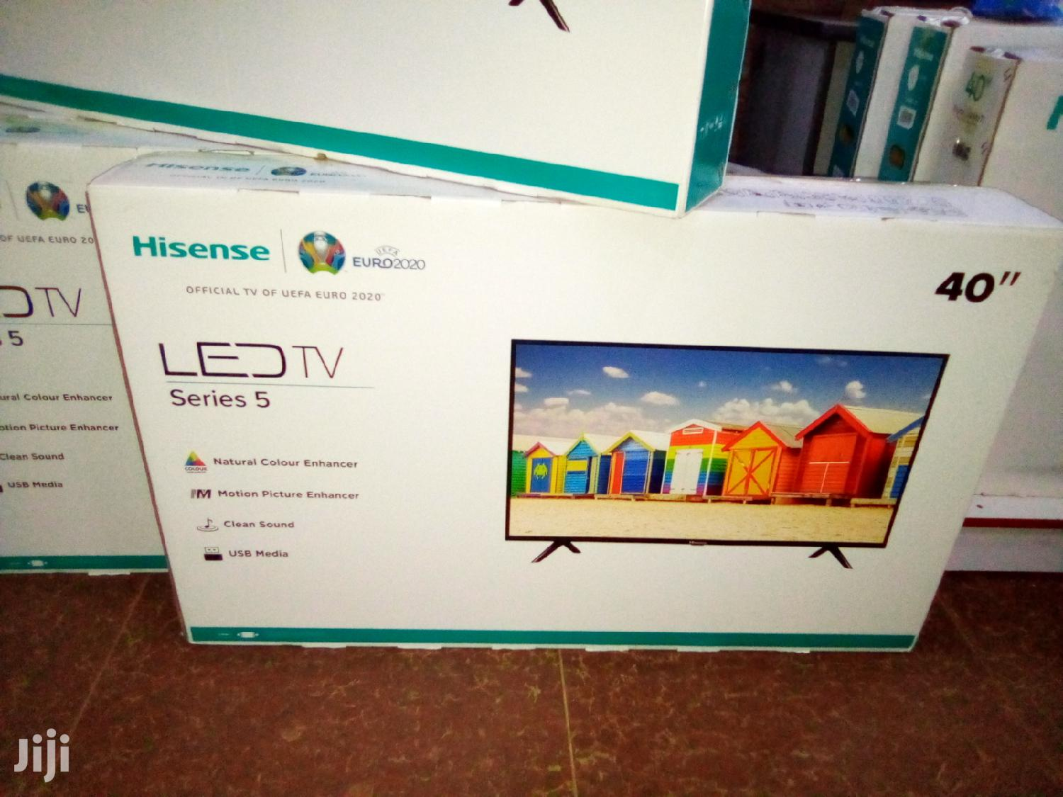 "Hisense 40"" Ultra Slim Body 2020 Model Full HD LED Tvs"