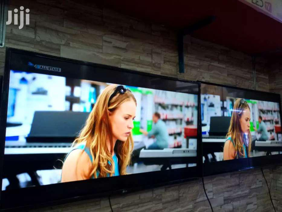 LG 43 INCHES LED DIGITAL/SATELLITE FLAT SCREEN TV | TV & DVD Equipment for sale in Kampala, Central Region, Uganda