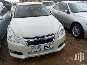 Subaru Legacy 2011 White