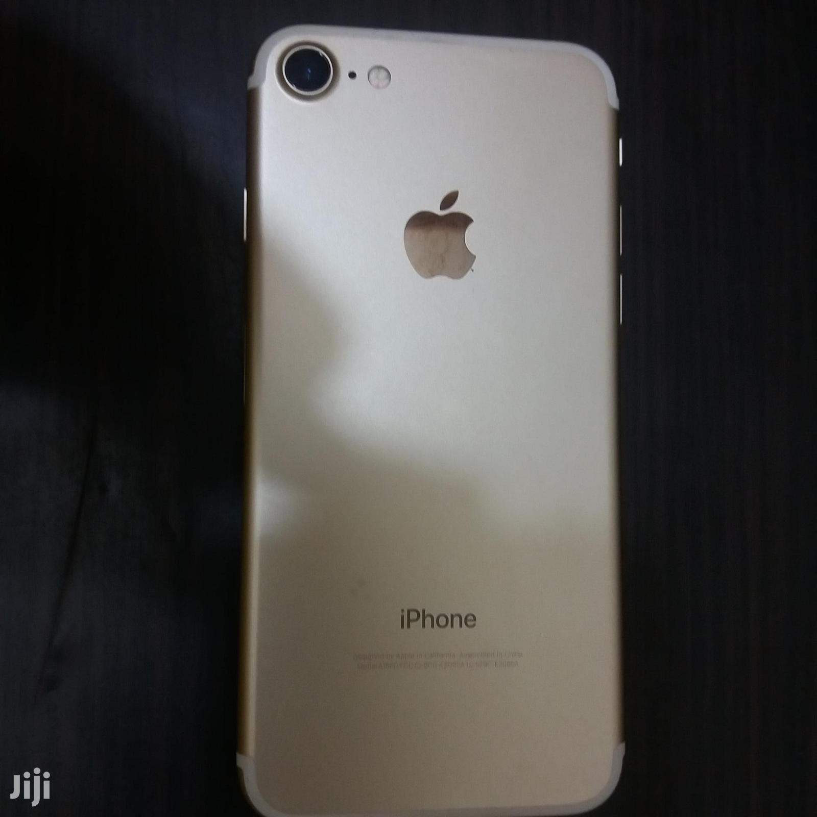 Apple iPhone 7 128 GB Gold   Mobile Phones for sale in Kampala, Central Region, Uganda