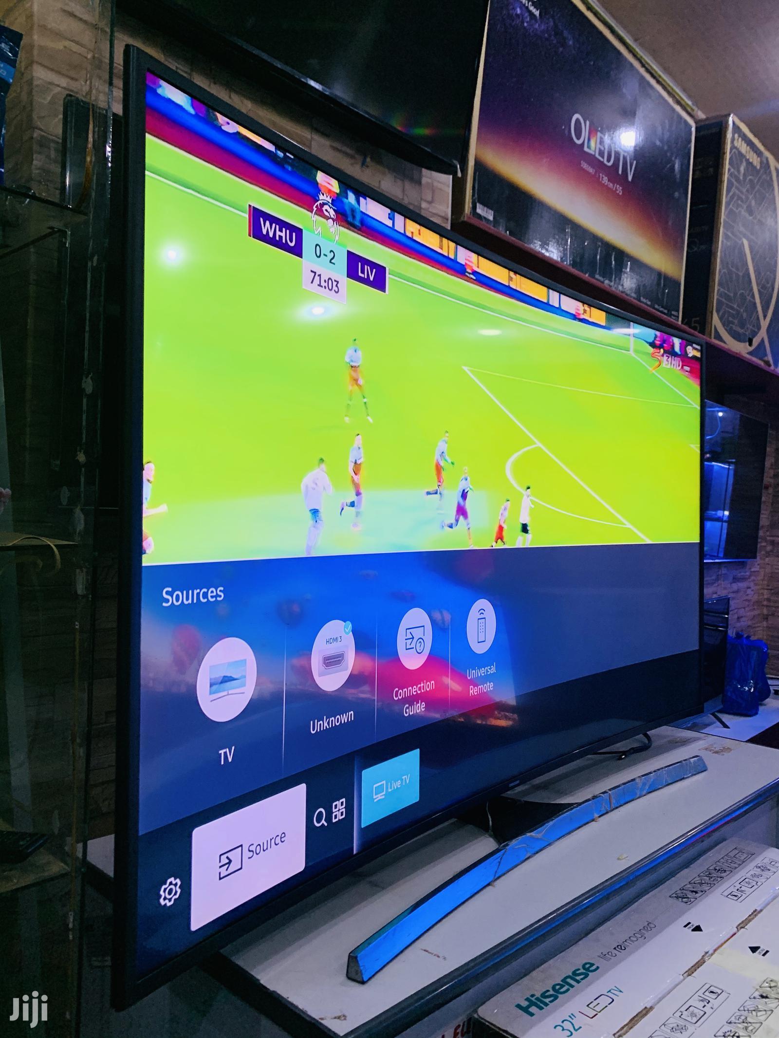 65inches Samsung Curve UHD 4K | TV & DVD Equipment for sale in Kampala, Central Region, Uganda