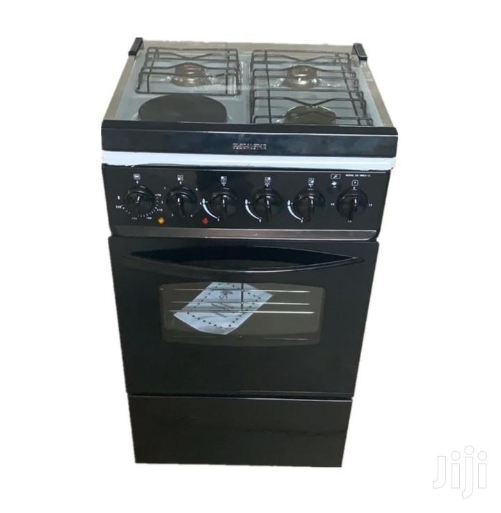 Globalstar Cooker 3 Gas + 1 Electric/Ignition/Up and Down Oven