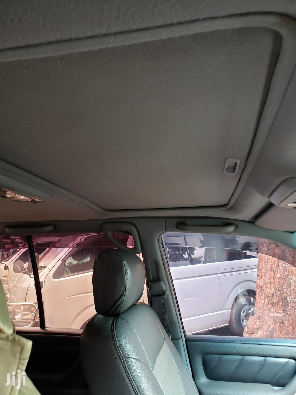 Archive: Toyota Land Cruiser 2003 Gray