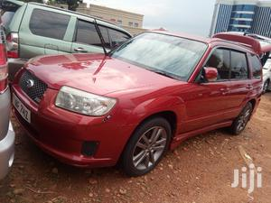 Subaru Forester 2006 2.0 X Trend Red