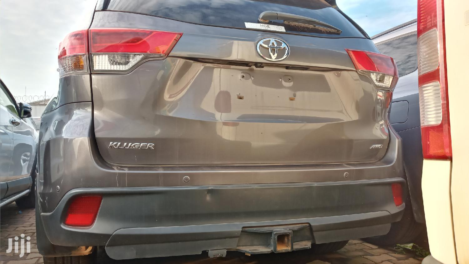 Toyota Kluger 2014 Gray | Cars for sale in Kampala, Central Region, Uganda