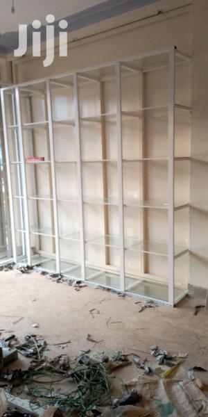 Aluminium Shelves   Store Equipment for sale in Central Region, Kampala