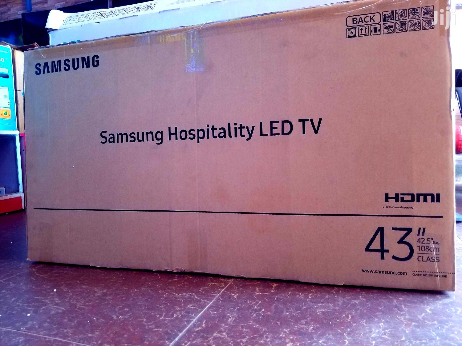 New Samsung Smart UHD 4k TV 43 Inches | TV & DVD Equipment for sale in Kampala, Central Region, Uganda