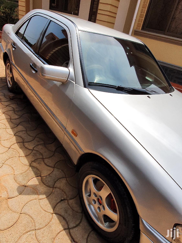 Mercedes-Benz C200 1996 Silver | Cars for sale in Kampala, Central Region, Uganda